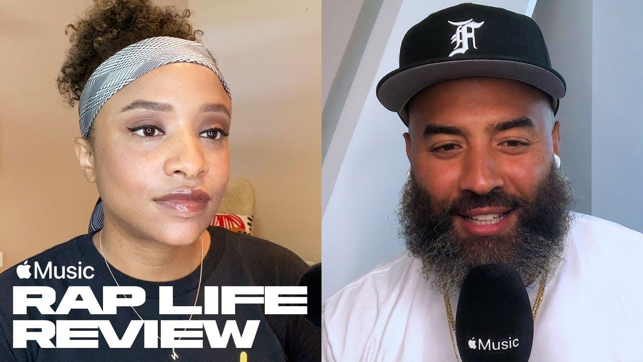 Lil Kim Challenges Nicki Minaj to Verzuz Battle, Cardi B & BET Awards Recap   Rap Life Review