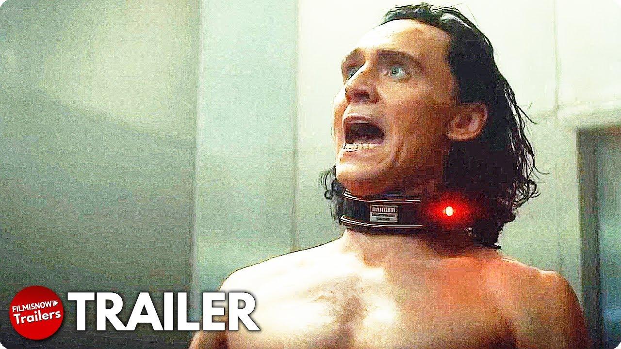 "LOKI ""Miss Minutes"" Trailer (2021) Tom Hiddleston MCU Disney+ Series"