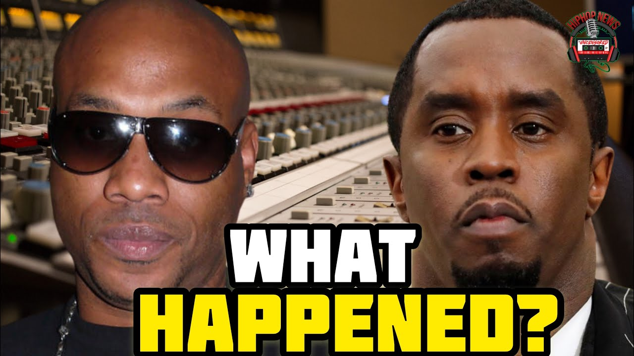 Mario Winans Answers Tough Questions About Diddy & What Really Happen At Badboy Records!