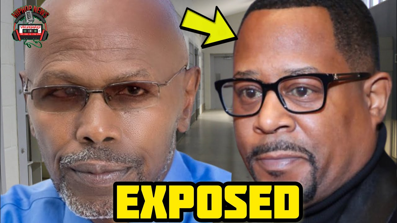"""Martin Lawrence Is Not Who We Think He Is According To Ernest """"Raj"""" Thomas From Whats Happening!"""