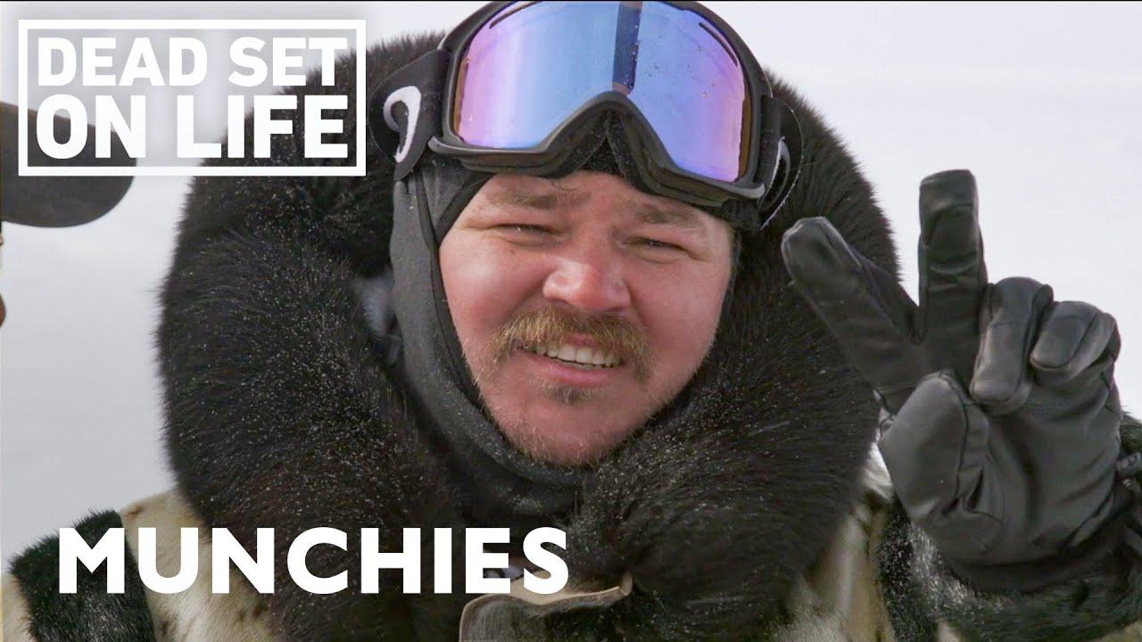 Matty Meets the Arctic Inuit