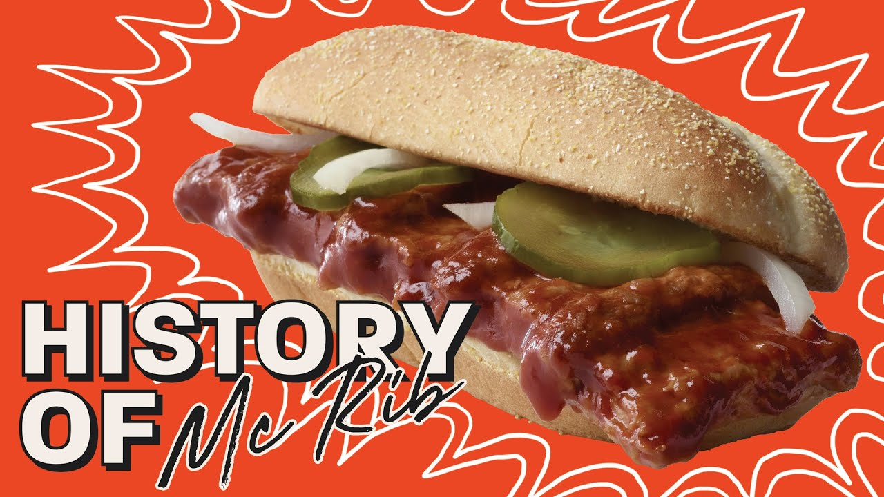 Military Experiments, Food Conspiracies, and the Flintstones: the History of the McRib