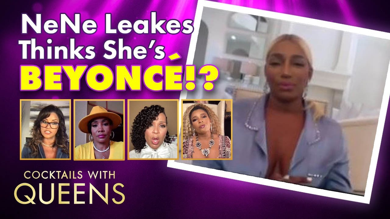 NeNe Leakes Compared Herself to Who!? | Cocktails with Queens