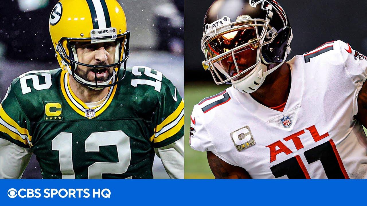 NFL Insider on Aaron Rodger's & Packers, Julio Jones Landing Spots   CBS Sports HQ