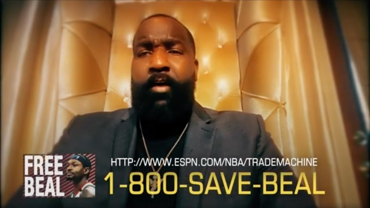 Perk: Call 1-800-SAVE-BEAL to help free Bradley Beal from the Wizards   Hoop Streams