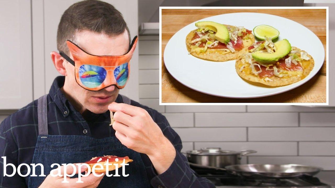 Recreating Gabriela Cámara's Tuna Tostada From Taste   Reverse Engineering   Bon Appétit