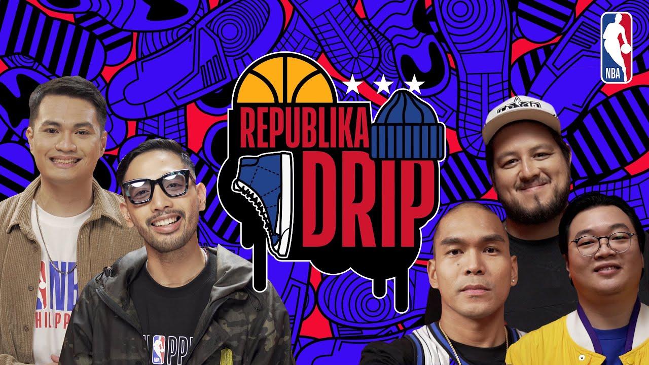 Republika Drip: Nix Damn P & Hall of Fame Authentics