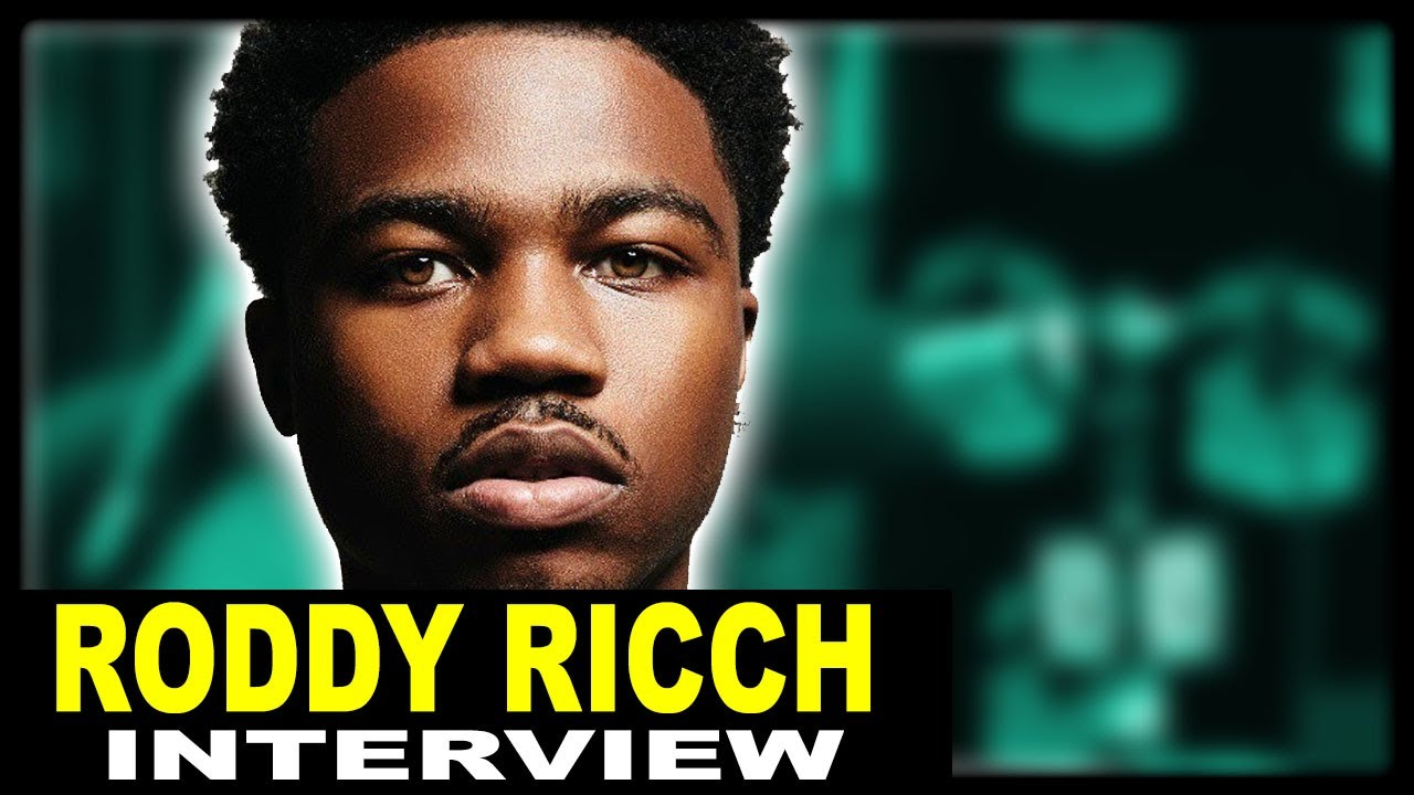 Roddy Ricch Responds to 2021 Grammys Snub, Talks new New Music and Looking up to Kanye West