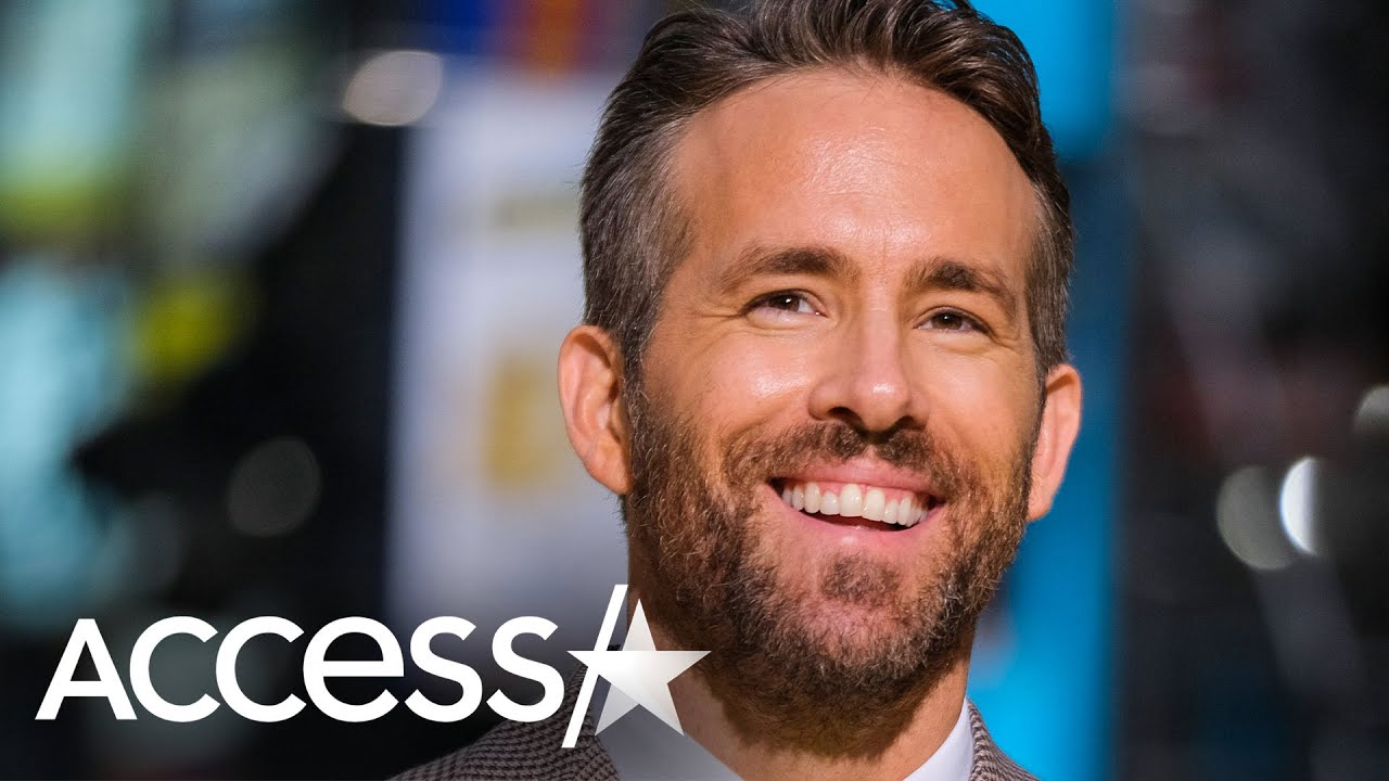 Ryan Reynolds Whips Up 'Vasectomy' Cocktail In Funny Ad