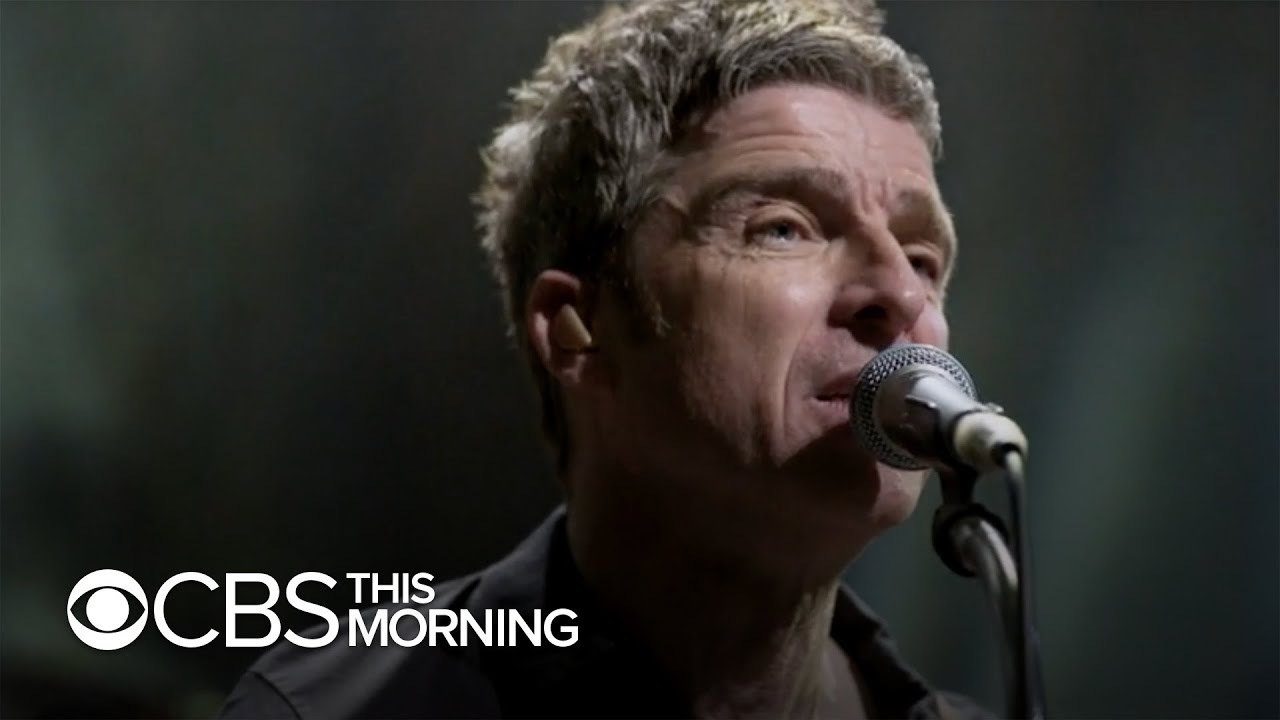 """Saturday Sessions: Noel Gallagher's High Flying Birds performs """"We're On Our Way Now"""""""