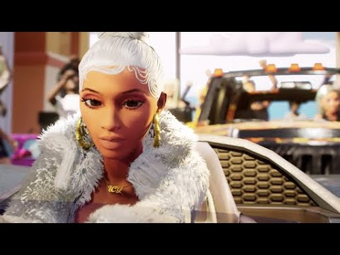 Saweetie – Fast (Motion) [Official Animated Video]