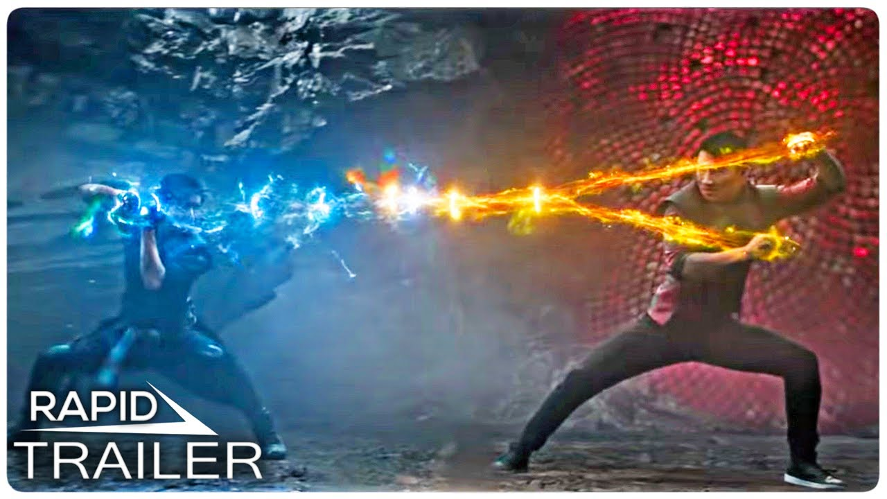 SHANG-CHI AND THE LEGEND OF THE TEN RINGS Trailer 2 (2021) Marvel Movie HD