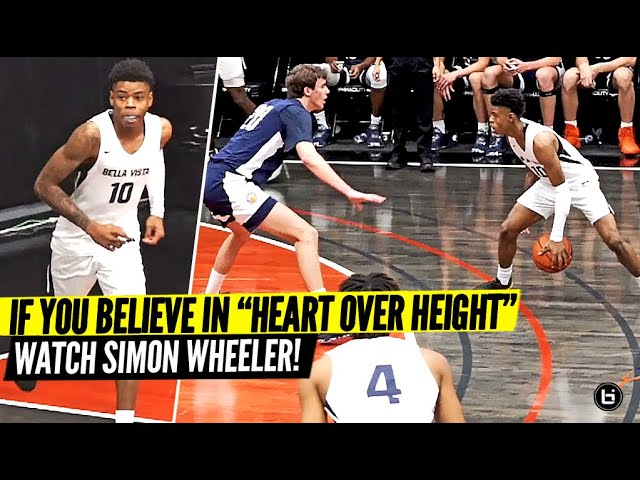 Simon Wheeler Is  HEART Over Height!! Puts Up a FIGHT vs TOUGH opponents!