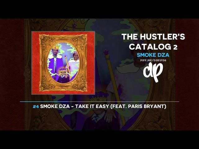 Smoke DZA – The Hustler's Catalog 2 (FULL MIXTAPE)