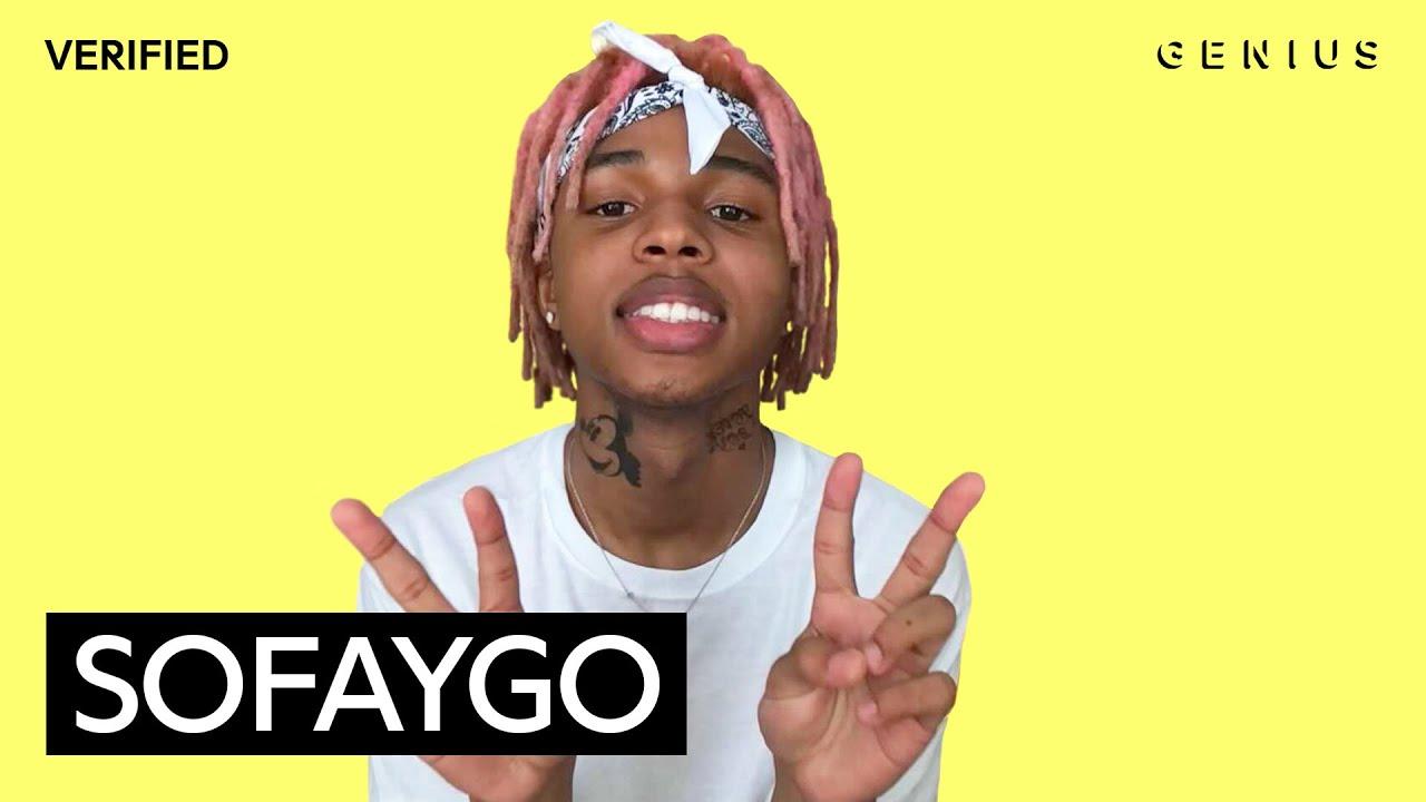 "SoFaygo ""Knock Knock"" Official Lyrics & Meaning | Verified"