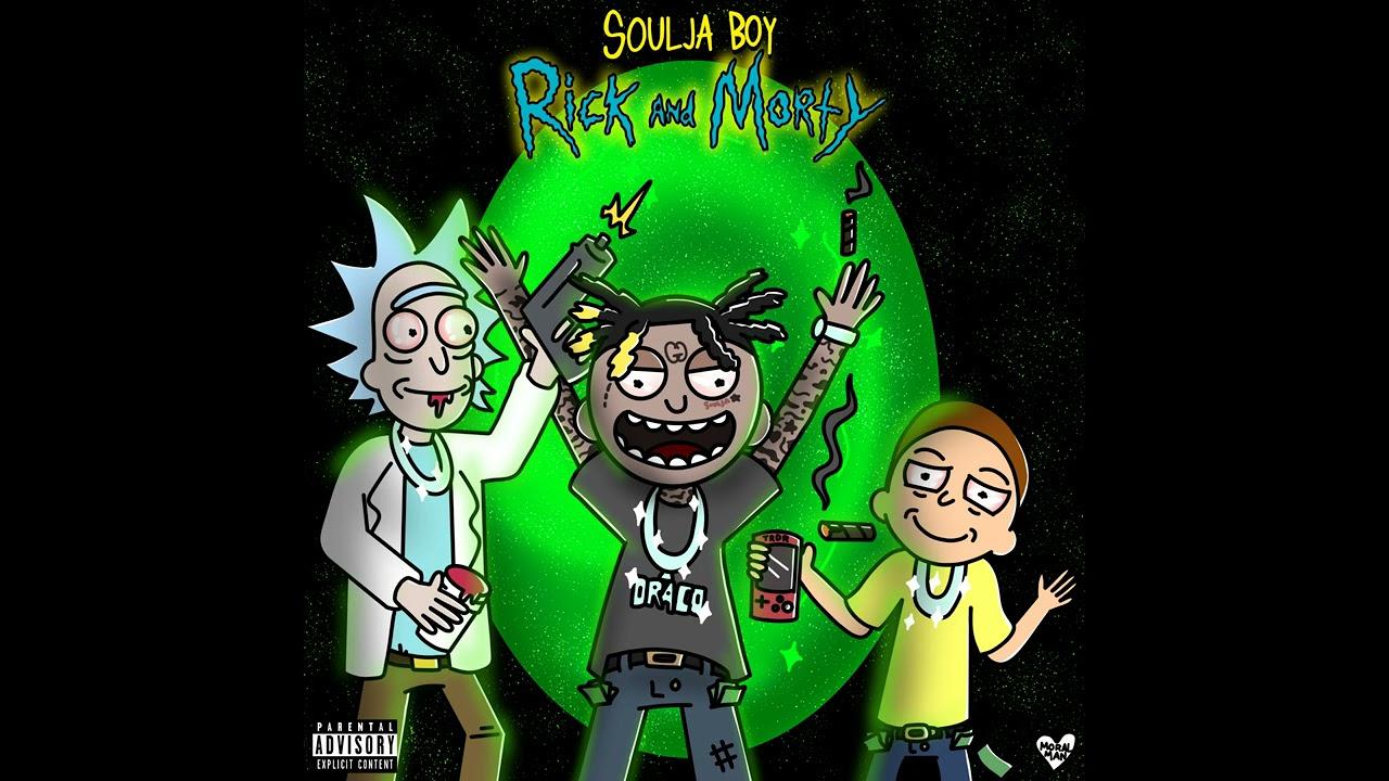Soulja Boy (Big Draco) – Rick & Morty