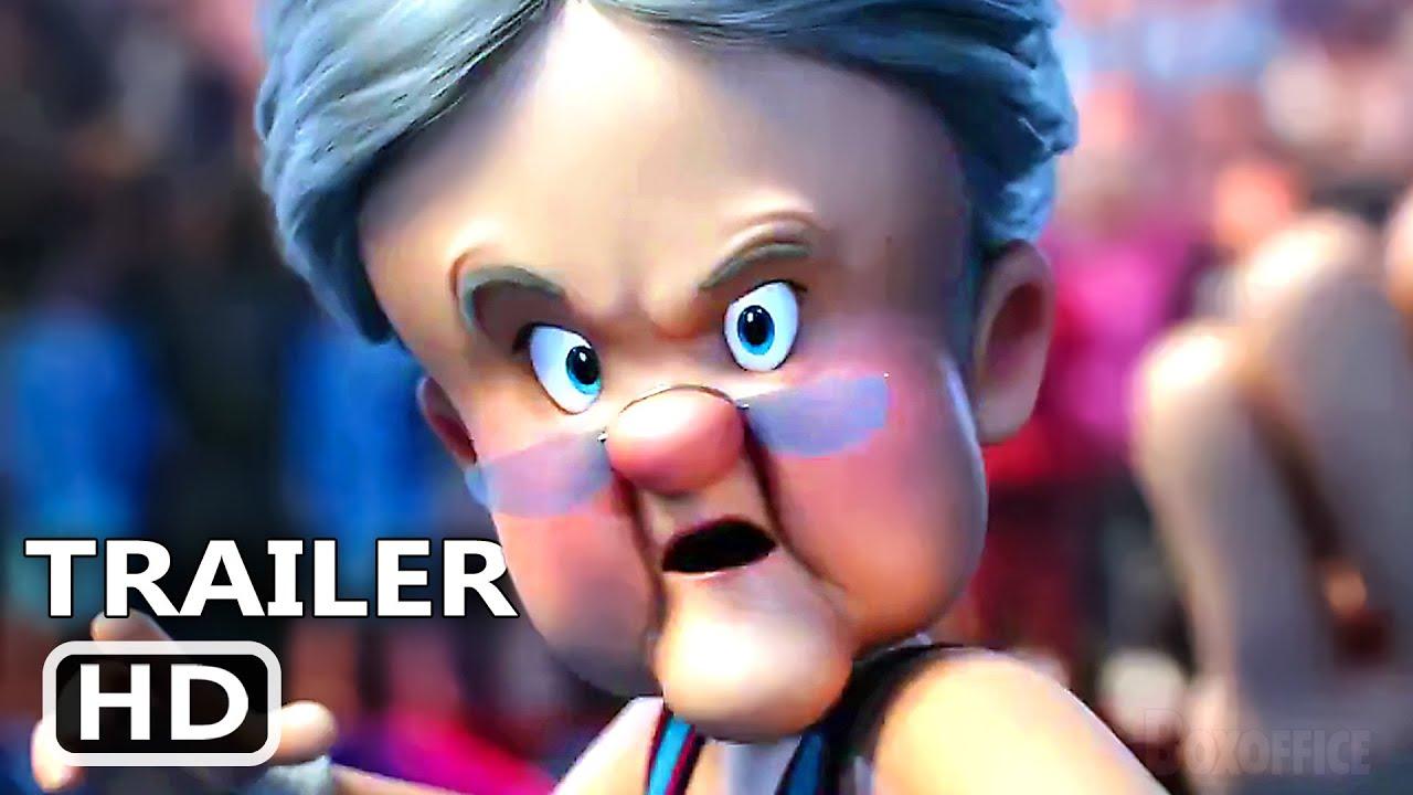 "SPACE JAM 2 ""Granny VS Goons"" Trailer (NEW 2021) LeBron James, New Legacy Movie HD"