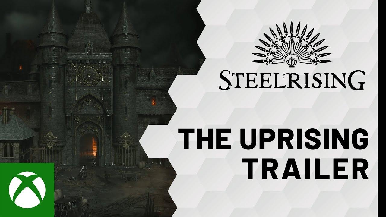 Steelrising – Uprising Trailer