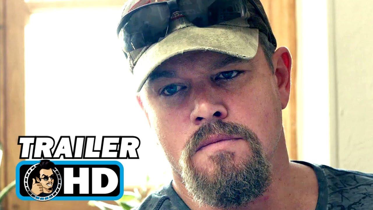 STILLWATER Trailer (2021) Matt Damon Movie HD