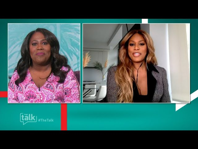 The Talk – Laverne Cox on Arkansas Outlawing Youth Gender-Affirming Treatment