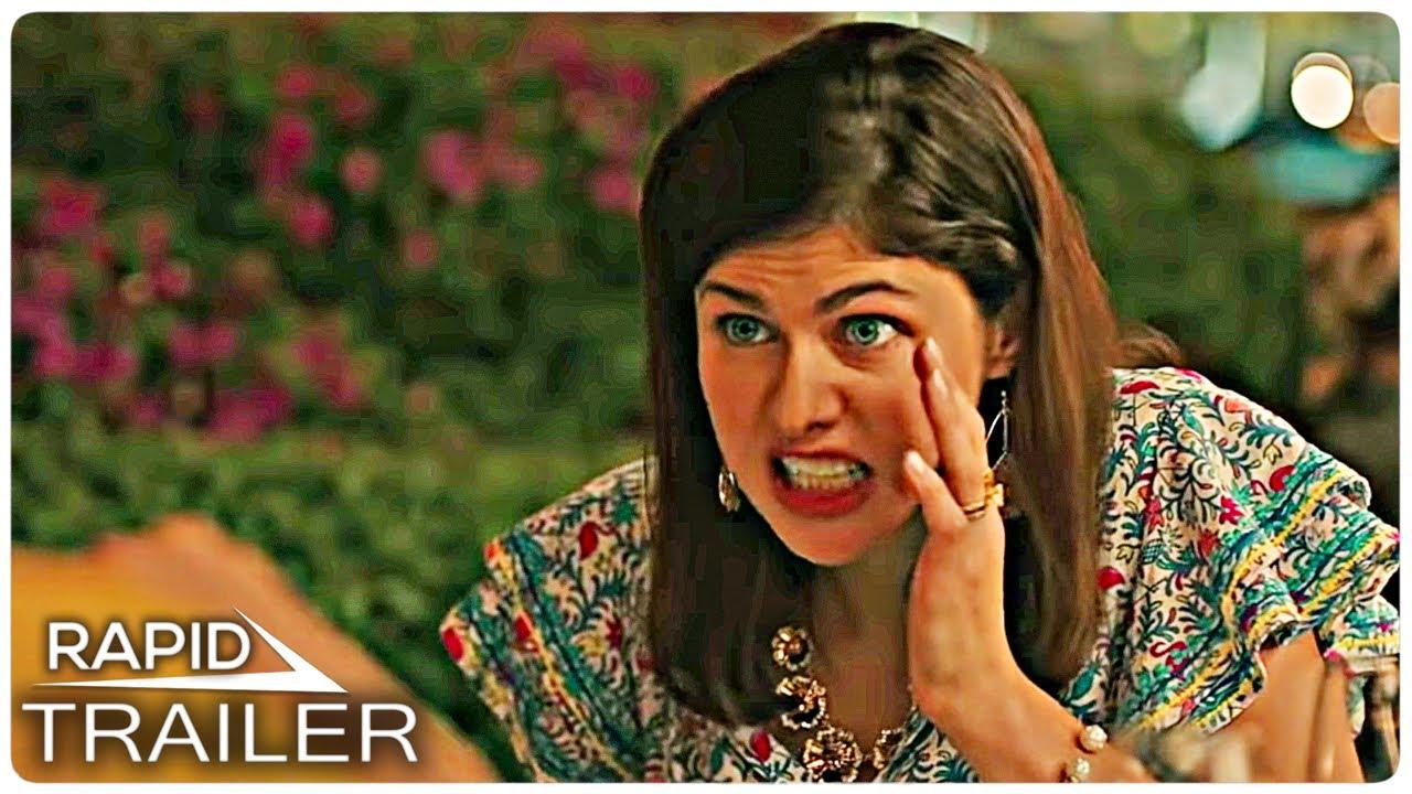 THE WHITE LOTUS Official Trailer (2021) Alexandra Daddario, TV Series HD