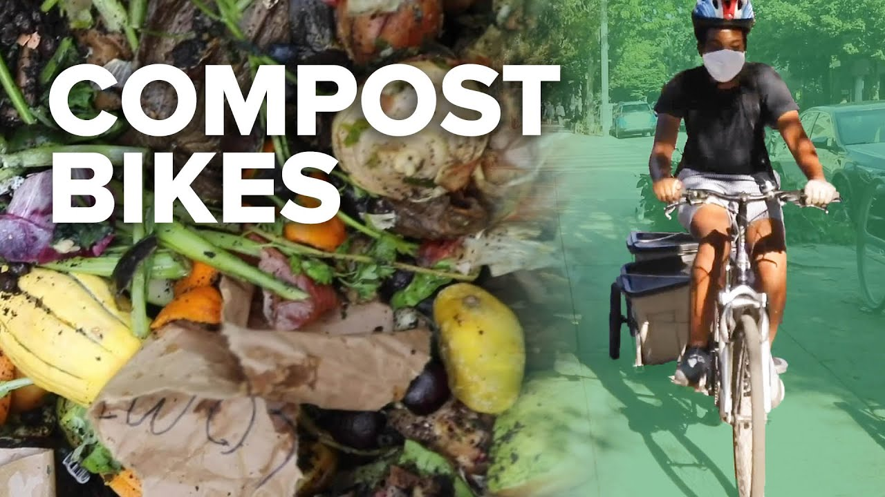 These Compost Bike Pick Ups Should Be Everywhere