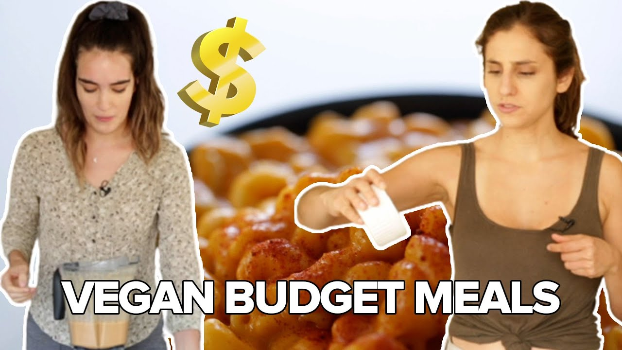 Vegan Meals On A Budget