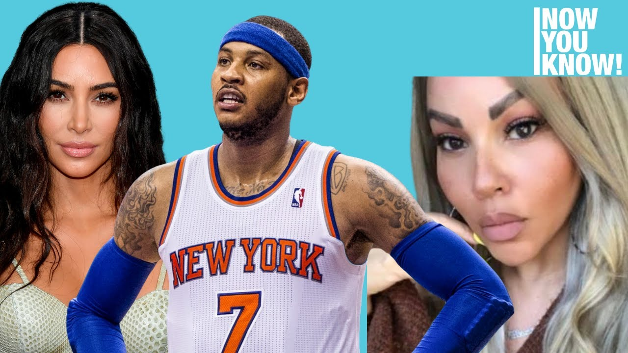 Woman Who Claims Carmelo Anthony Is Her Twins Father Calls Out Kim Kardashian