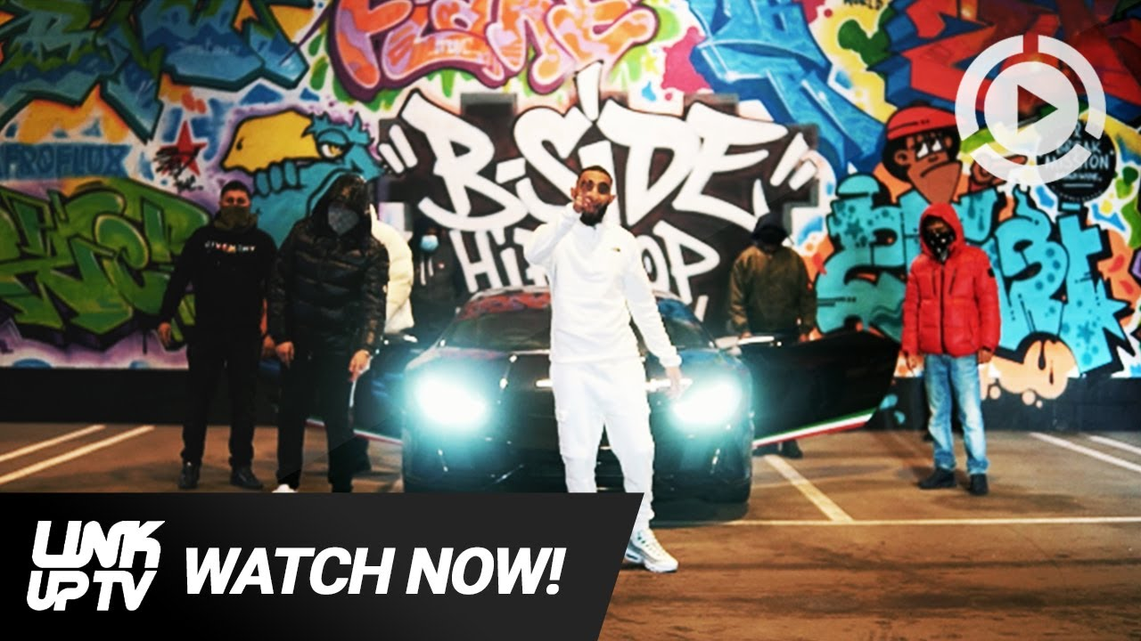 Yousif – Business (Freestyle)   Link Up TV