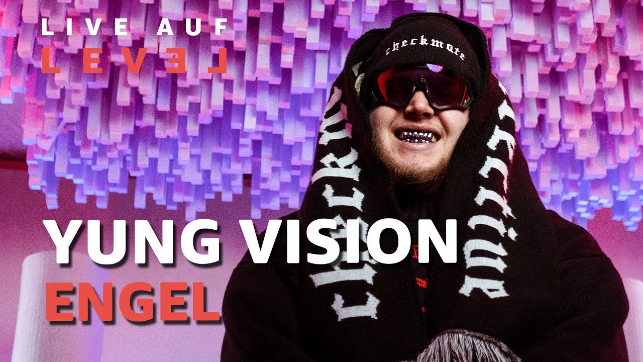 Yung Vision – Engel / Givenchy (Live Auf Level) | 16BARS