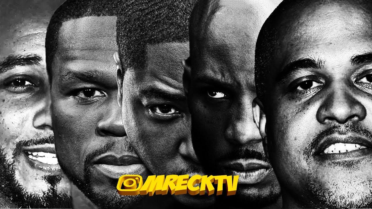 50 Cent, Swizz Beatz & Jadakiss Destroys Irv Gotti For Saying DMX D!ed From Bad Cr@ck