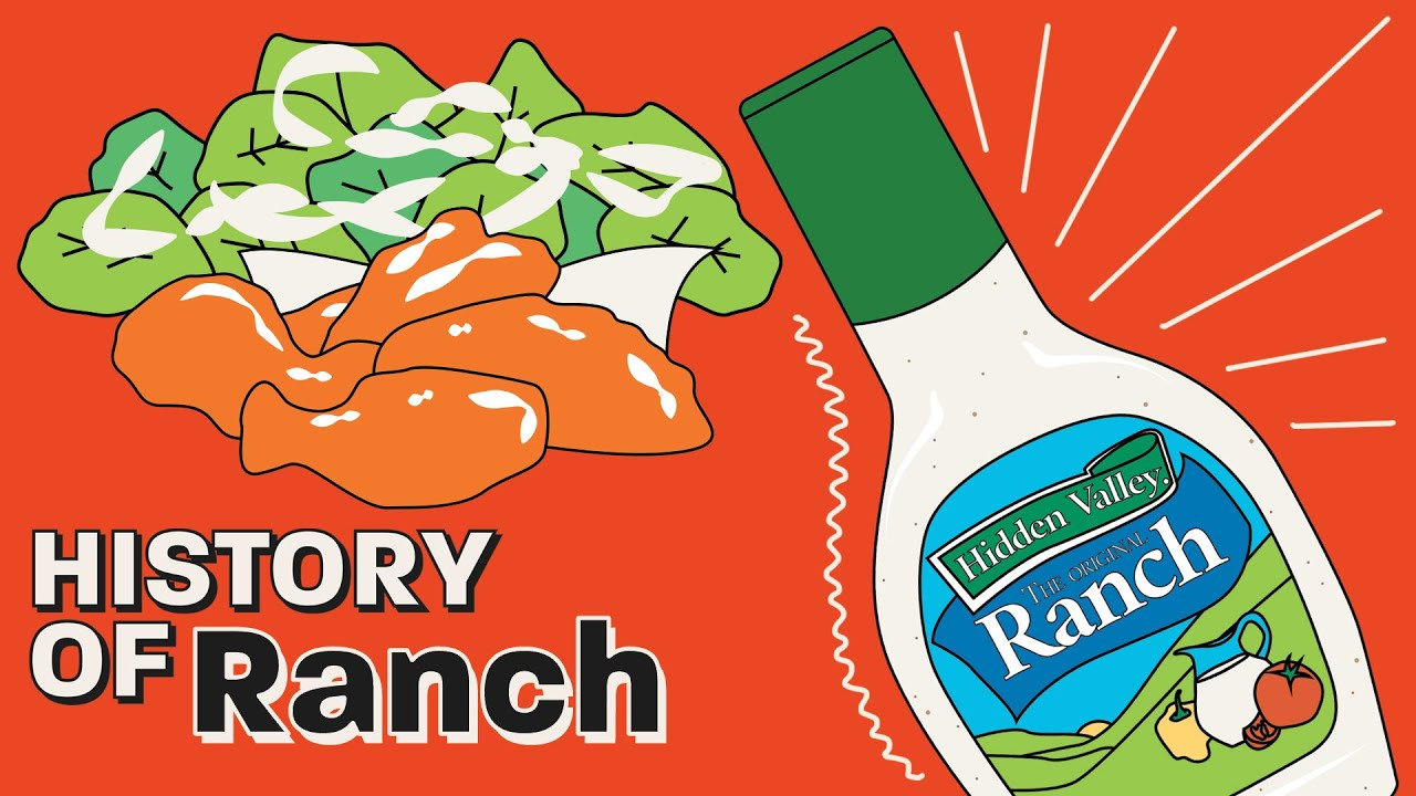Alaskan Plumbers, Eric Andre, and a Literal Ranch: History of Ranch Dressing