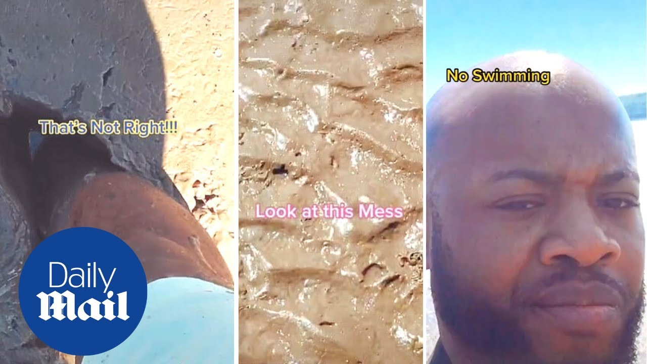 American in the UK disgusted by muddy beach: 'What the hell is this?'
