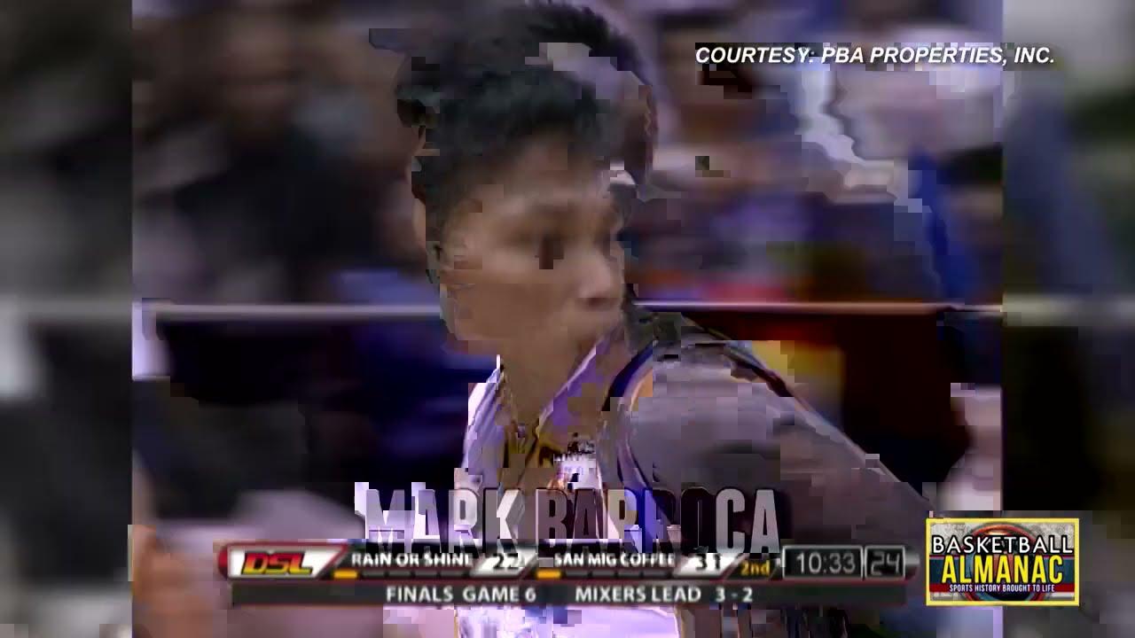 Basketball Almanac | San Mig Coffee Mixers' 2013-14 PBA Philippine Cup
