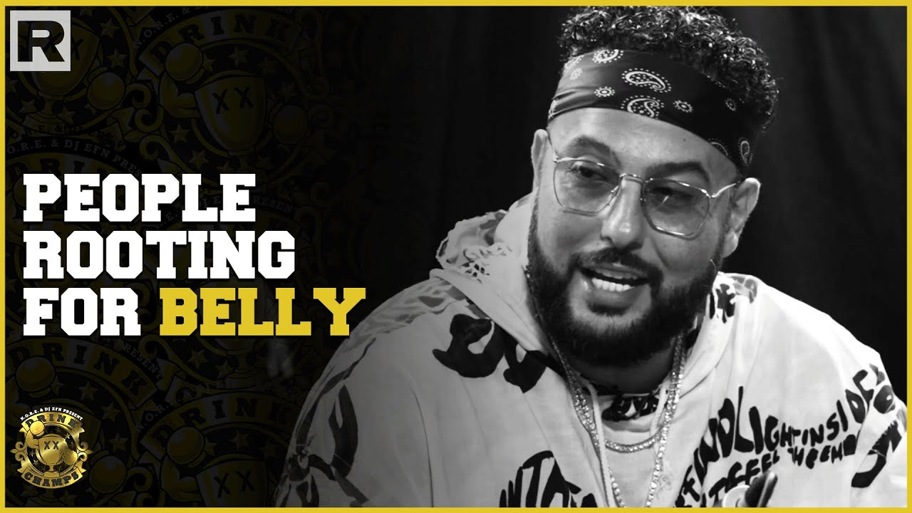 Belly On Coming Up In Toronto With Drake & The Weeknd & The Support He Receives In The Industry