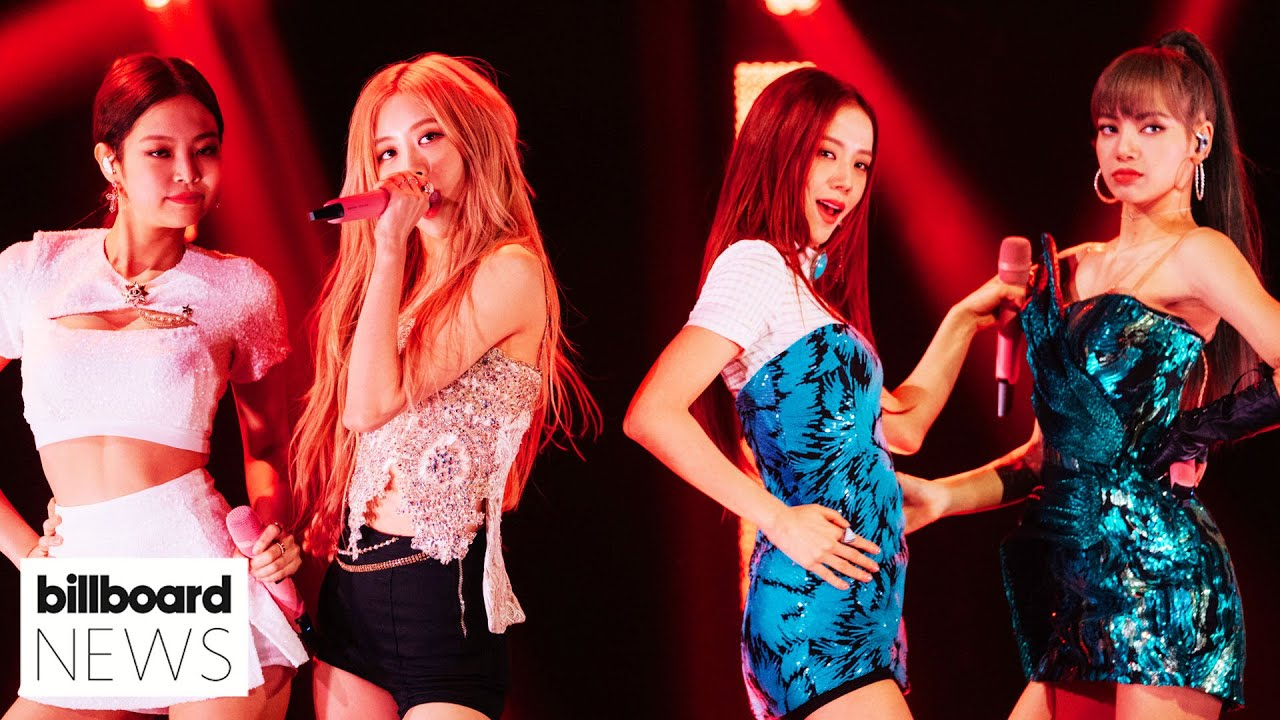 BLACKPINK Tease '4+1 Project' for Their Fifth Anniversary   Billboard News