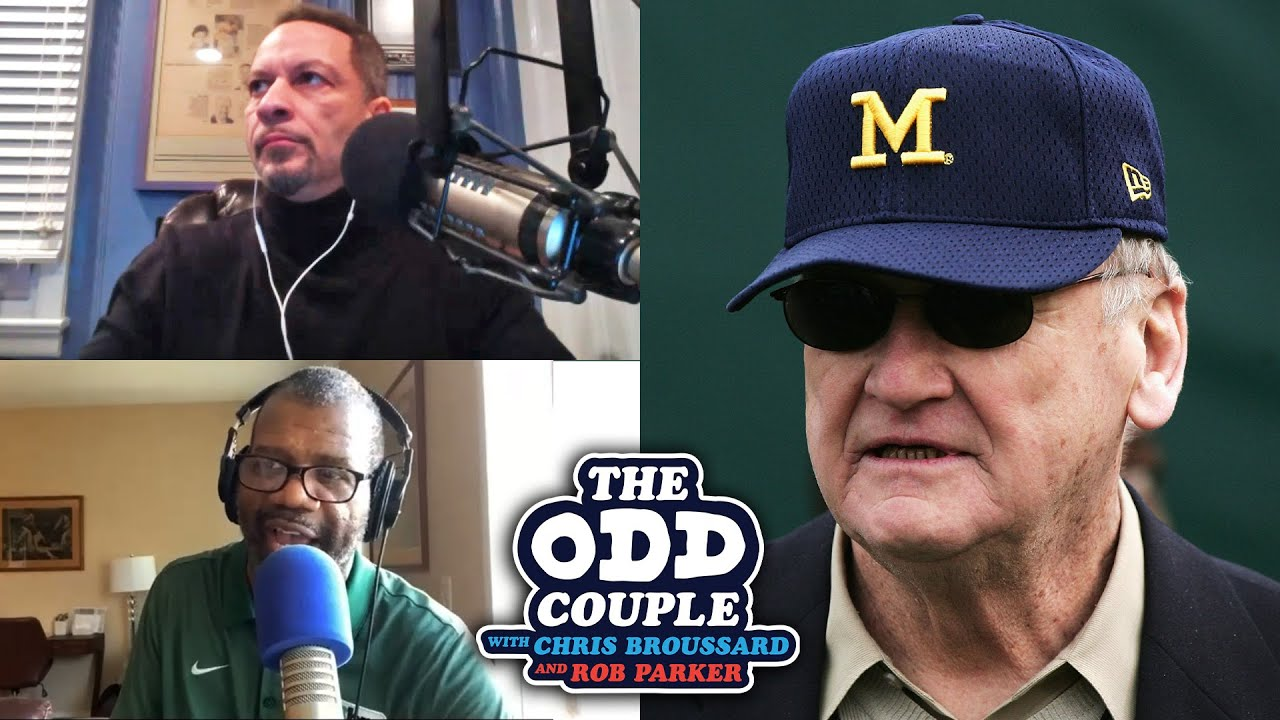 Bo Schembechler's Son Goes Public with Claims of Abuse by Ex-Michigan Doctor | THE ODD COUPLE