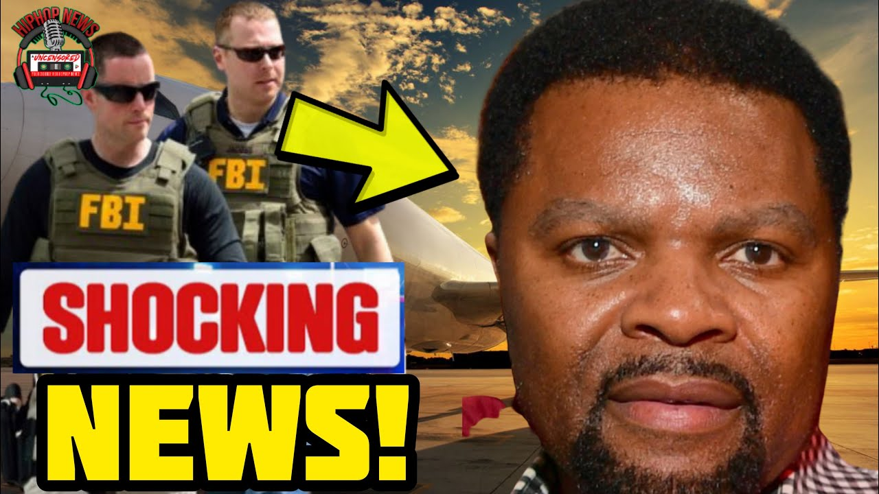 BREAKING: Disturbing News Just Released About J Prince