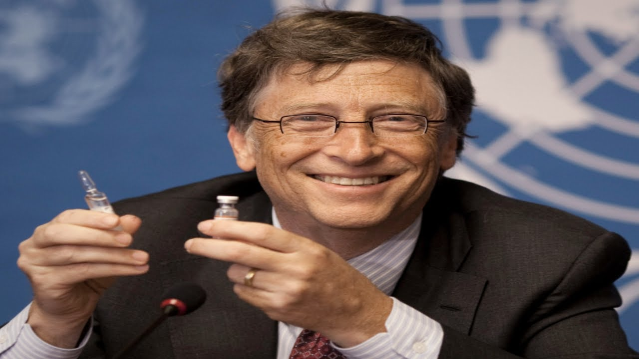 Breaking News: Bill Gates Celebrating The U.S. Birth Rate Falling To It's Lowest Point (Allegedly)
