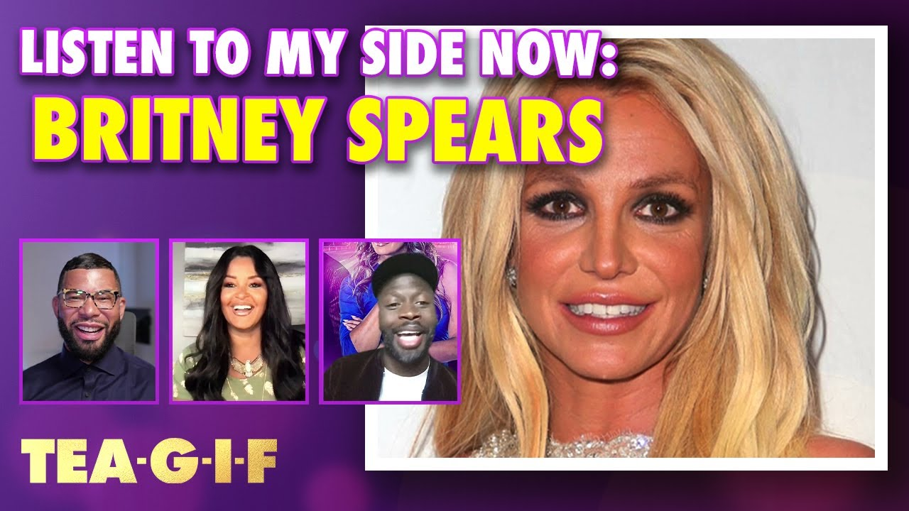 Britney Spears' Tell All | Tea-G-I-F