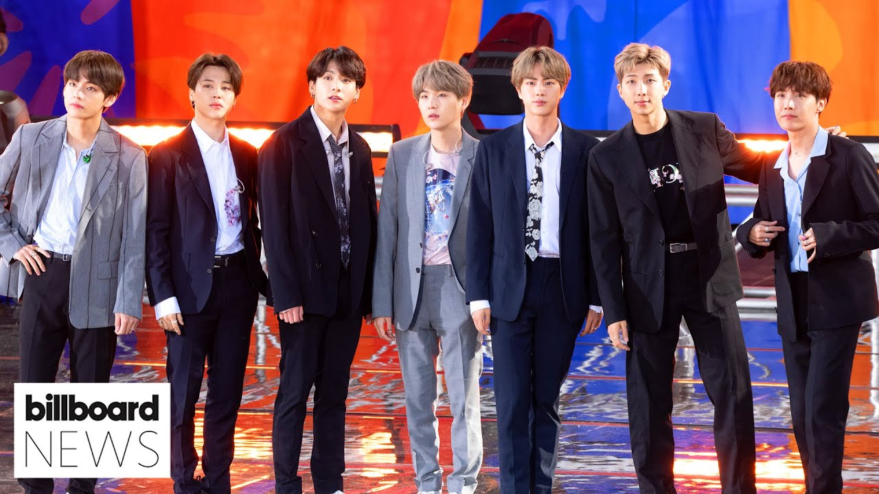 BTS Rocks NYC's Time Square ' With Killer Performances of 'Butter' & 'Dynamite' I Billboard News