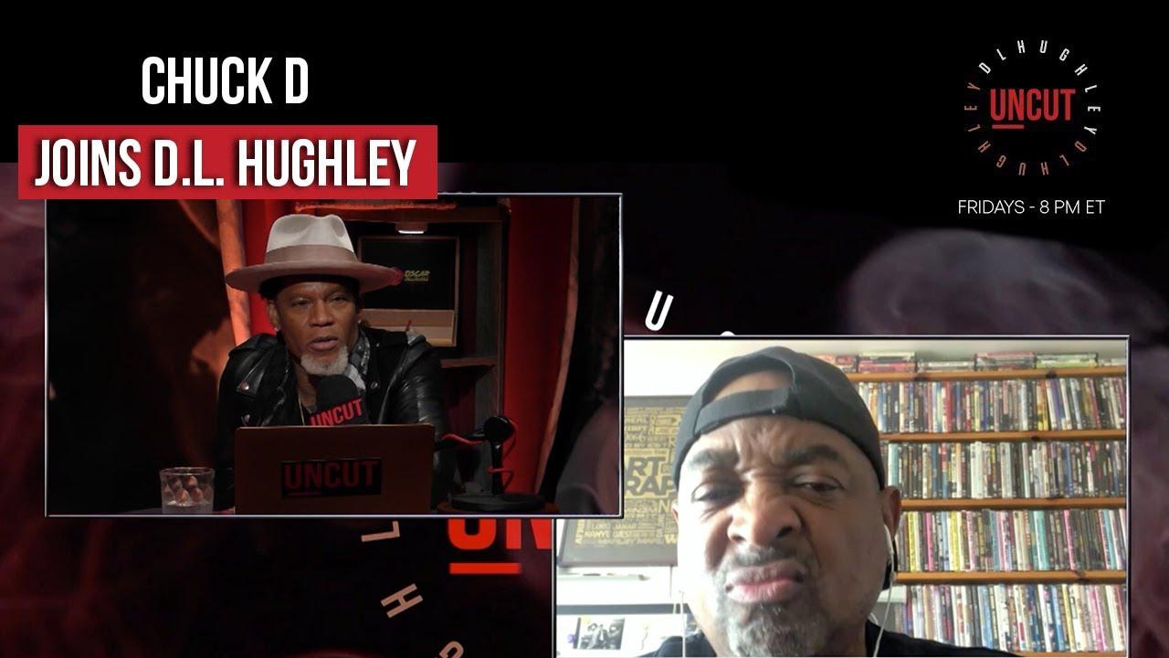 Chuck D Talks Public Enemy   DL Uncut   Laugh Out Loud Network