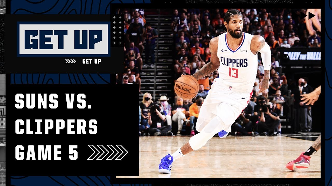 Clippers vs. Suns Game 5 highlights and analysis: How Paul George took over | Get Up