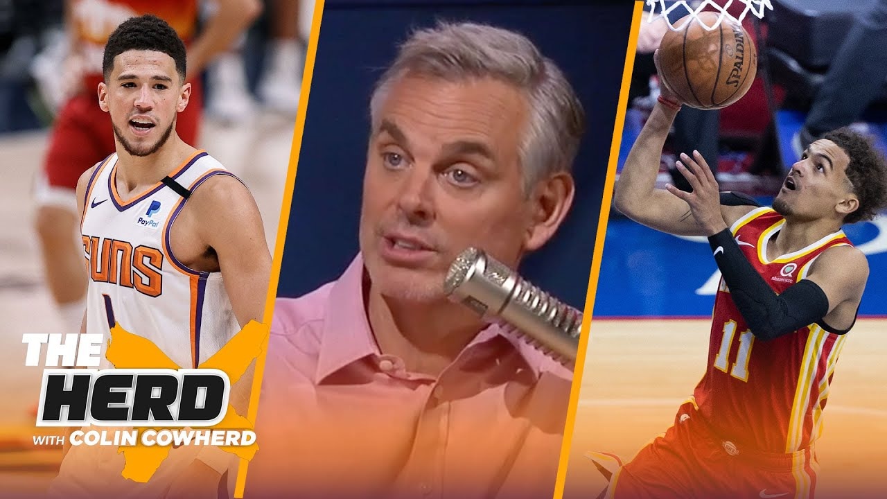 Colin Cowherd ranks the Top 10 NBA Players under 25   NBA   THE HERD