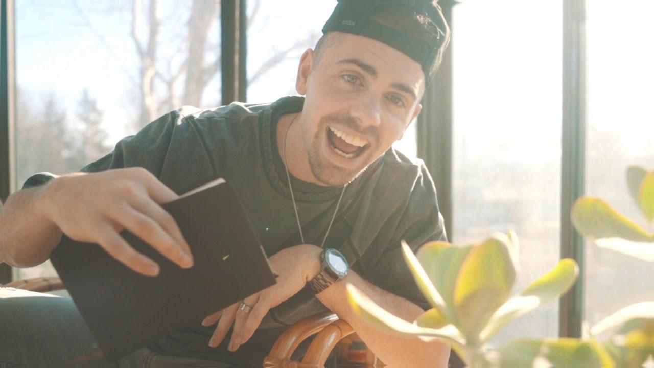 Colton Bjorklund – TRUST FALL music video | Christian Rap