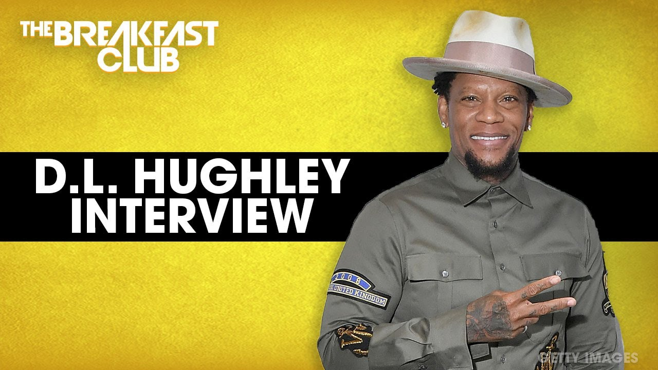 D.L. Hughley Speaks On America's Apologies, Comedians Stealing Jokes, Battling COVID + More