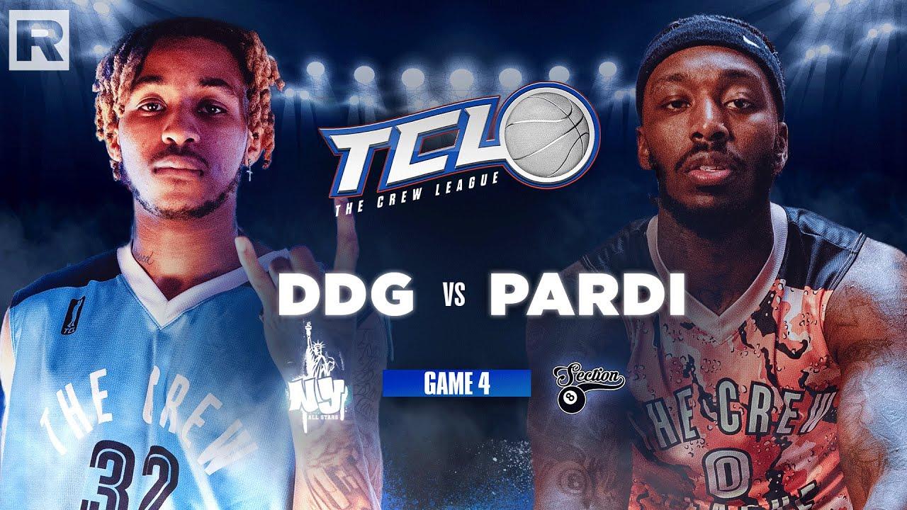 DDG vs. Pardison Fontaine – The Crew League Season 2 (Episode 4)