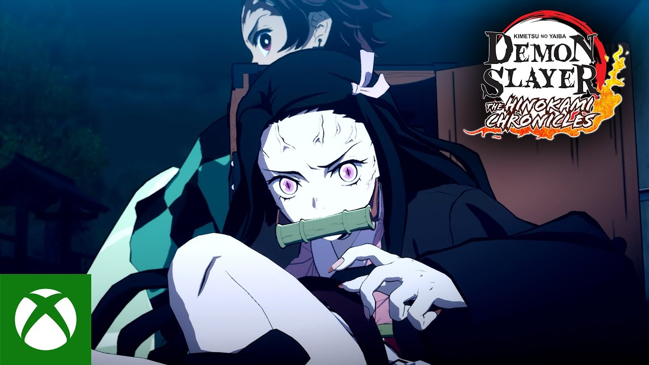 Demon Slayer -Kimetsu no Yaiba- The Hinokami Chronicles | Story Trailer