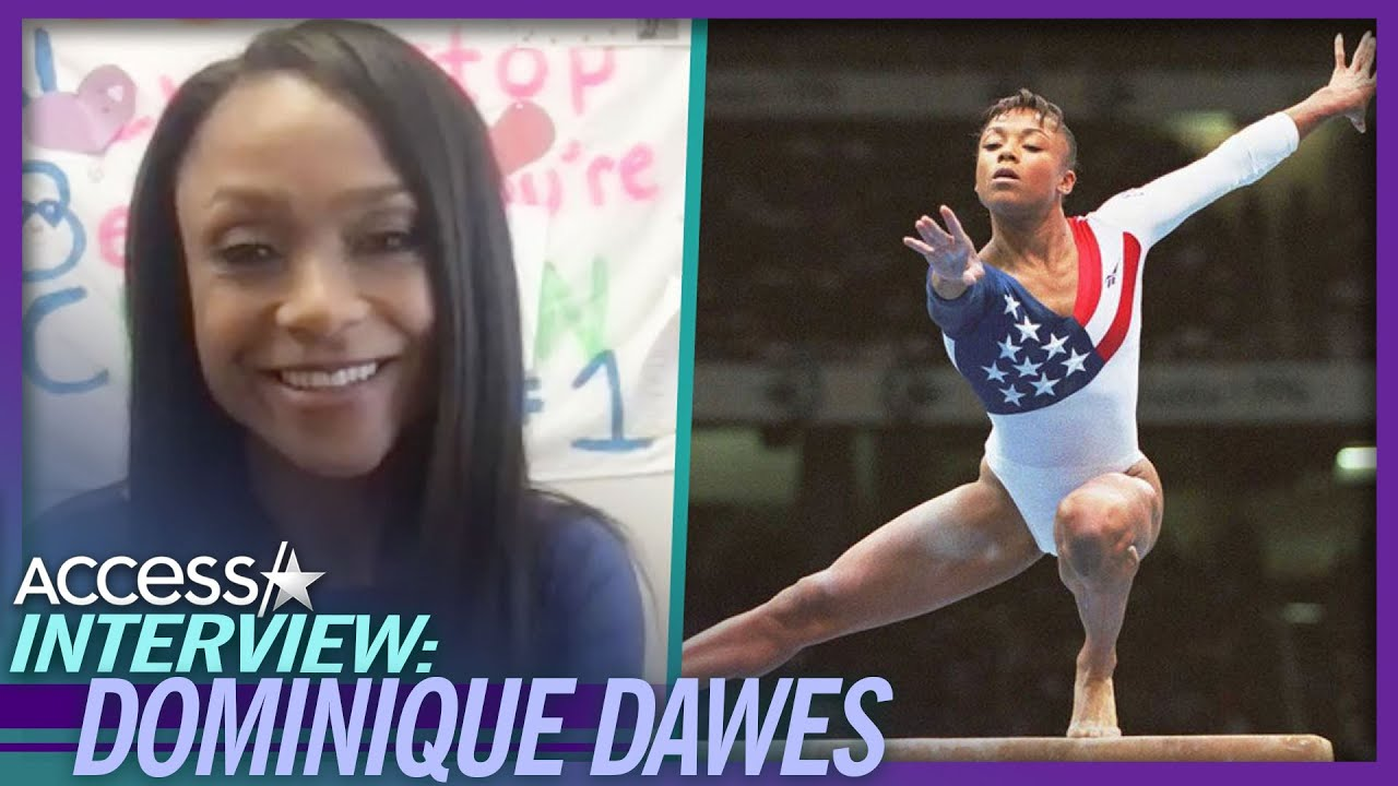 Dominique Dawes On 'Blood, Sweat & Tears' Of Olympic Gymnastics