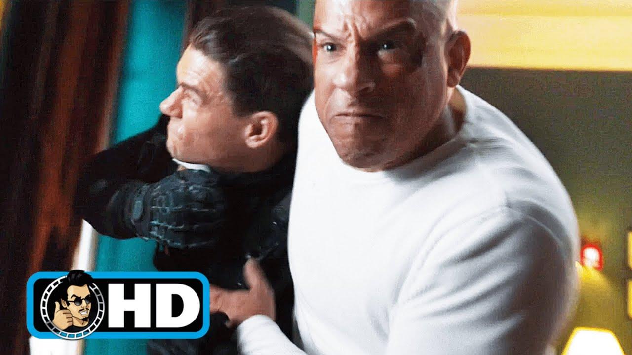 """F9: FAST & FURIOUS Clip – """"Dom Tracks Jakob"""" Scene (2021) Vin Diesel"""